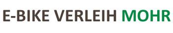 E-Bike Verleih Mohr Logo